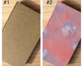 Large Hand Bound 2018 Journal