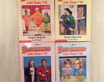 Baby-Sitters Little Sister Books