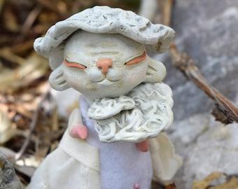 Campanella Shroompup - OOAK Art Doll
