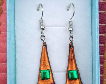 Ethical Earrings hypoallergenic charity jewellery with deeper meaning, from JewelleryOfLove.com :) Elegant shiny earrings for every occasion