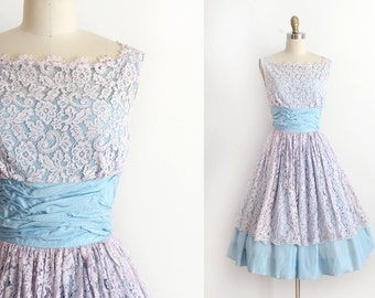 Etsy Vintage 1950s Prom Dresses