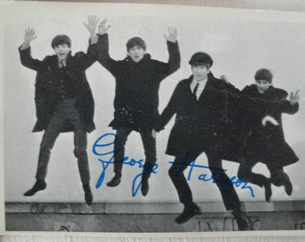 vintage Beatles trading cards, 30, collectibles, pop art, rock and roll, 1960's, from Diz has Neat Stuff
