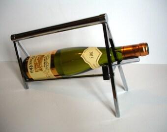 Adjustable Bottle Holder - Modernist - Attibuted To Jaque Adnet.