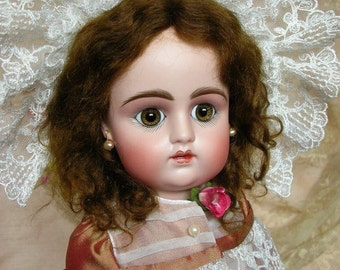 Pintel & Godchaux French Bebe bisque doll with First Place International Award by Emily Hart