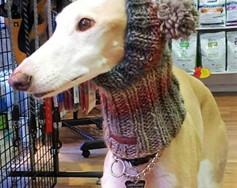 Wool hats for big dogs