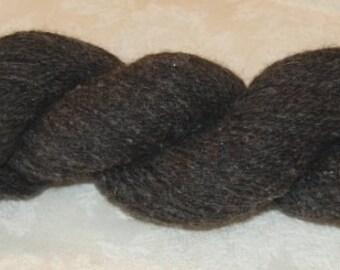 Yarn, Alpaca/Merino/Flash -True Natural BLACK