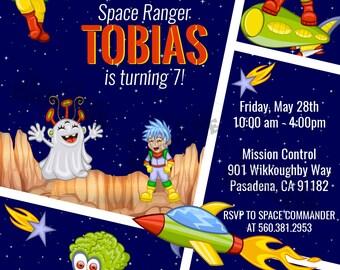 TOBIAS - Space Invitation