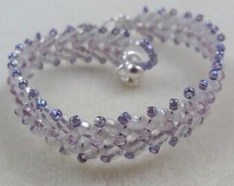 Feather bracelet for June