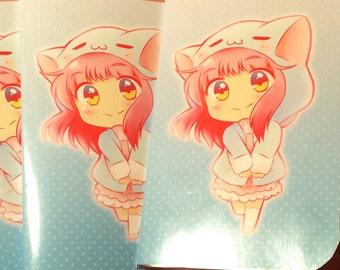 Fairy Kei Frills Notebook