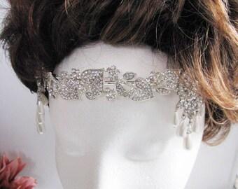 Hair Accessories, Hair Jewelry, bridal hair tiara, wedding hair tiara, crystal hair tiara, rhinestone hair tiara, bridal pearl tiara, tiara