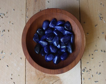 1 Tumbled Sodalite Stone Polished Sodalite Gemstone Healing Crystals Altar Crystals Worry Stone Crystal Grids Throat Chakra Cleansing