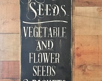 Seeds Wall Hanging
