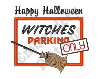 Happy Halloween   Machine Embroidery Design   4 X 4 Hoop, Halloween, Sayings ,