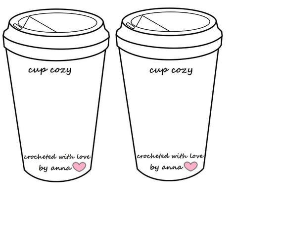 Enterprising image inside coffee cup printable