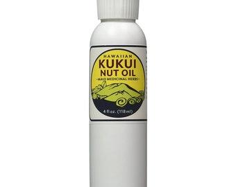Hawaiian Kukui Nut Oil from Maui, Hawaii