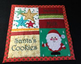 Placemat for Santa