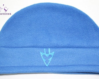 Final Fantasy XIV - Dragoon Hat / Fleece Hat / Winter Hat / Final Fantasy Hat / Video Game Characters