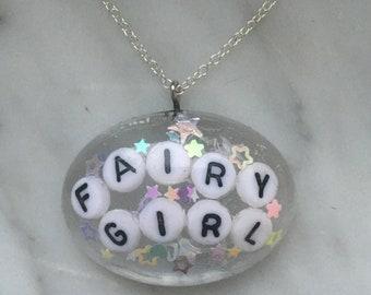 fairy girl charm