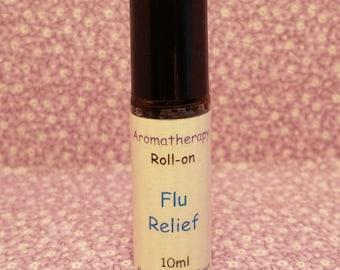 Aromatherapy Flu Relief