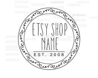 Shop Logo - Etsy Branding - Etsy Store Branding - Shop Icon - Etsy Shop Icon - Logo Style 303