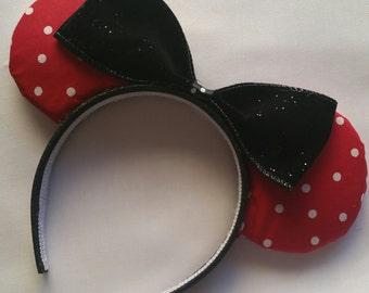 Minnie Inspired Ears
