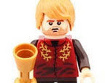 Game of Thrones Lego: TYRION LANNISTER , does not come with cup