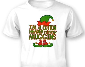 Cotton Headed Ninny Muggins baby t-shirt
