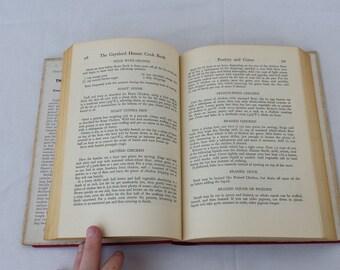 Vintage 1946 Cookbook