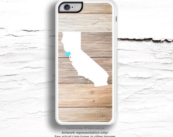 iPhone 7 Case Personalized State & City iPhone 7 Plus iPhone 6s Case iPhone SE Case iPhone 6 Case iPhone 6s Plus iPhone iPhone 5S Case I190