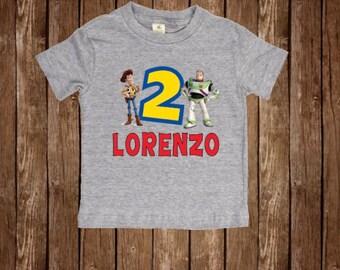 Toy Story Birthday T-shirt