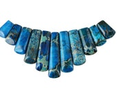 11 Pieces Blue Sea Sedime...
