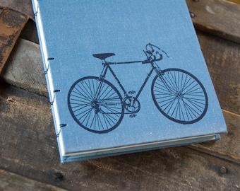 1974 BICYCLE Vintage Book Journal Notebook