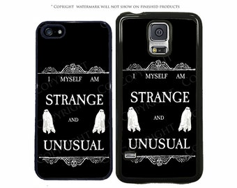 Strange and Unusual Phone Case For Apple iPhone 7, 7 Plus, iPhone 8, Galaxy S8, S8 Plus, S7, S7 Edge, LG G6, Google Pixel, Pixel XL, Note 8