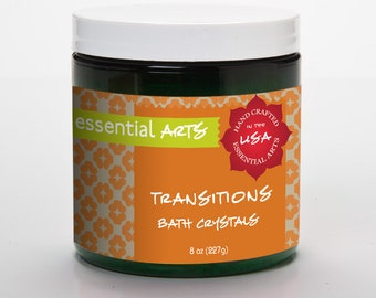Transitions Aromatherapy Bath Crystals