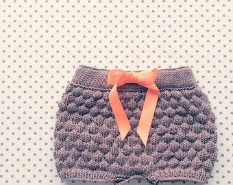 The sailor bubble shorts by STRIKDET - Knitting pattern
