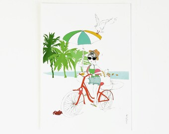 Postcard Playa