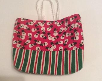Christmas  mini gift bag