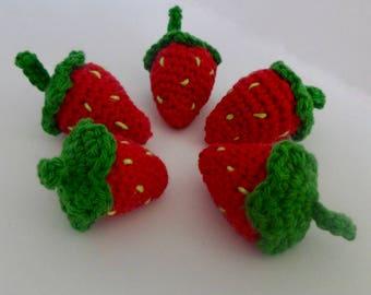 Strawberries (1 pcs)
