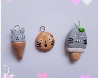 Totoro Sweet Charms
