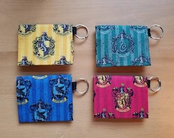 Hogwarts Houses Slim ID Wallet