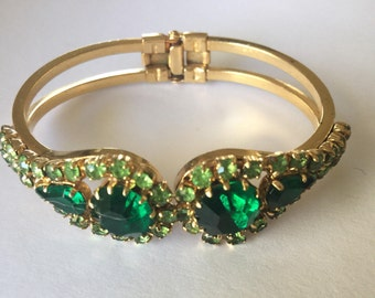 Vintage Clamper Bracelet