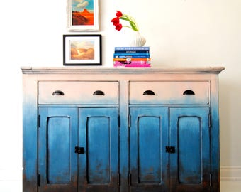 Rustic Farmhouse sideboard/TV console!!