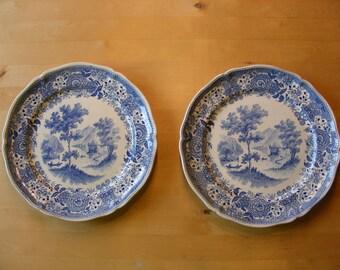 Vintage Villeroy and Boch Burgenland dinner plate