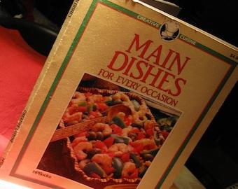 Vintage Cookbook/Oldie but Goody Collectible