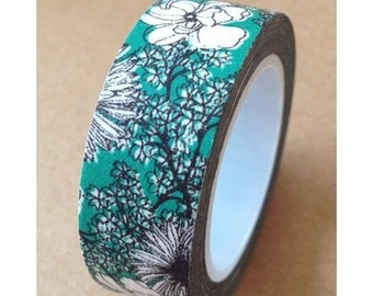 Flower Washi Tape (10M)