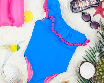 Royal blue swimsuit todder,swimsuit for girls,swimsuit two pieces,swimwear one piece,swimsuit kids,baby girl bikini,mom and me swimsuit