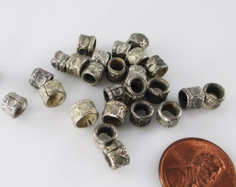 Crazy Spacer Beads from India