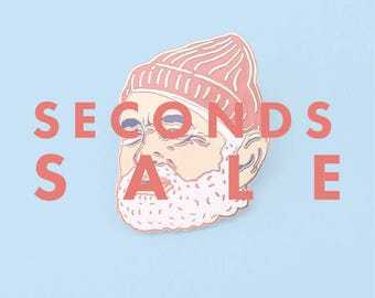 Lapel Pin Seconds Sale!