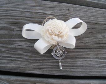 Steampunk Boutonniere Wedding Accessories