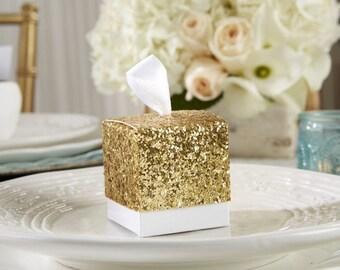 Glitter jewel cases